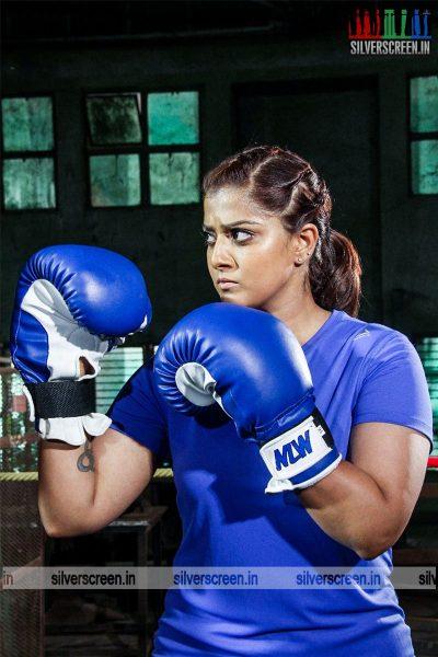 Kannitheevu Movie Stills Starring Varalaxmi Sarathkumar