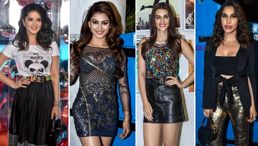 Celebrities At The Launch Of 'Dabboo Ratnani Calendar 2019'