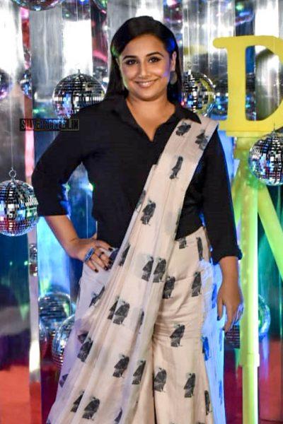 Vidya Balan At The Launch Of 'Dabboo Ratnani Calendar 2019'