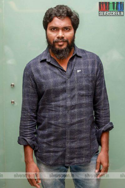 Pa Ranjith At The 'Peranbu' Premiere