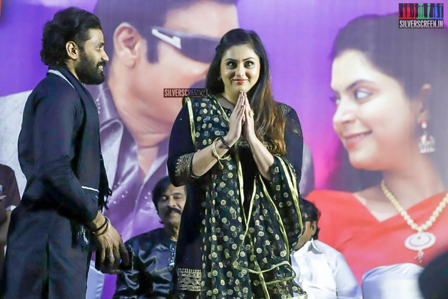 'Kabadi Veeran' Audio Launch Photos