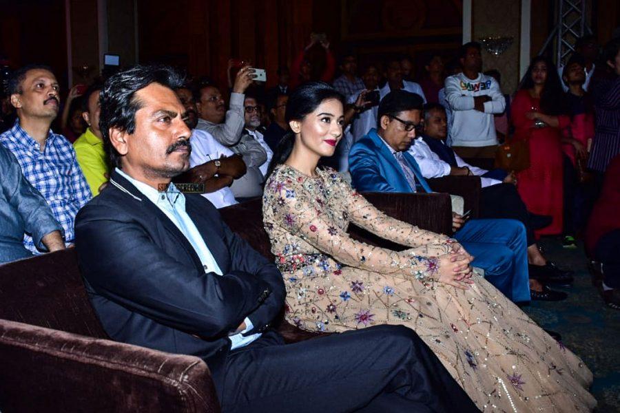 Amrita Rao, Nawazuddin Siddiqui At The 'Thackeray' Audio Launch