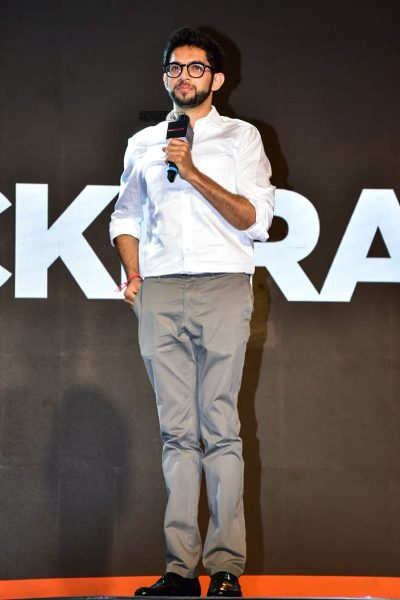 Celebrities At The 'Thackeray' Audio Launch