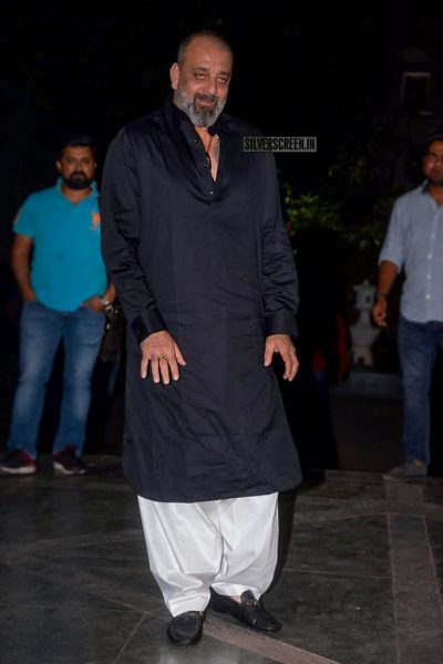 Sanjay Dutt Promotes 'Thackeray'