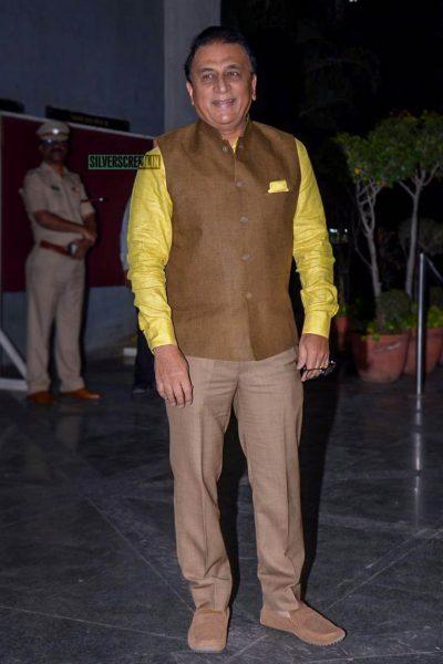 Suni Gavaskar Promotes 'Thackeray'