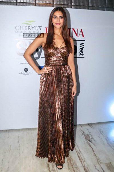 Vaani Kapoor At 'Cheryls Femina Stylista West' Event