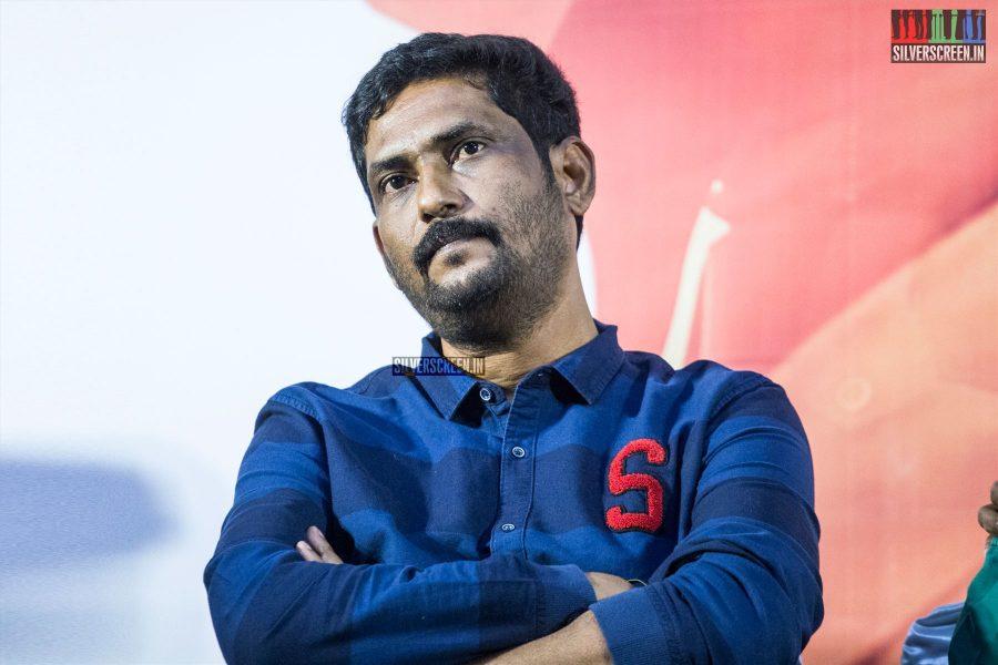 Suresh Kamakshi At The 'Miga Miga Avasaram' Trailer Launch