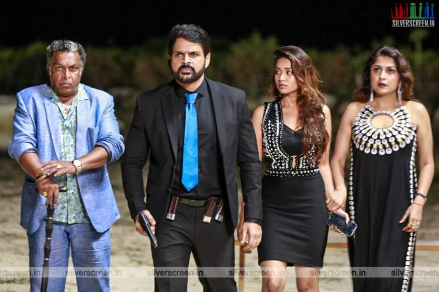 Party Movie Stills Starring Shyam, Nasser