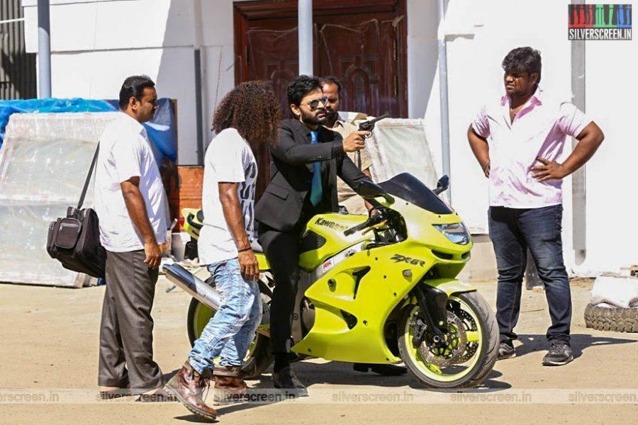 Party Movie Stills Starring Shyam