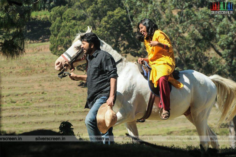 Peranbu Movie Stills Starring Mammootty