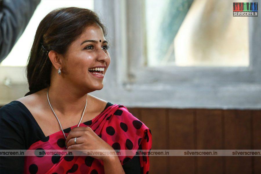 Peranbu Movie Stills Starring Anjali