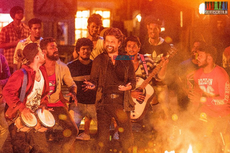 Petta Movie Stills Starring Rajinikanth