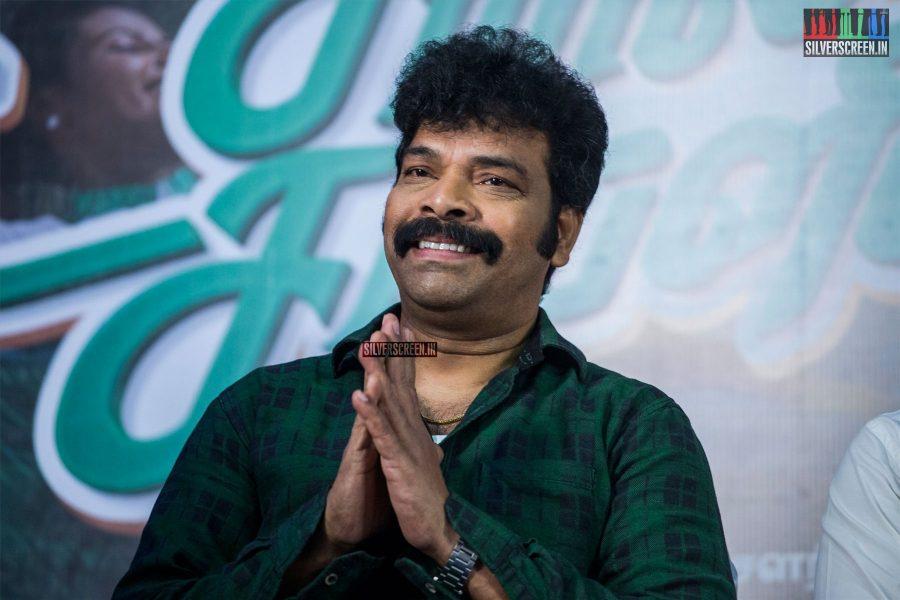Ravi Mariya At The 'Charlie Chaplin 2' Press Meet