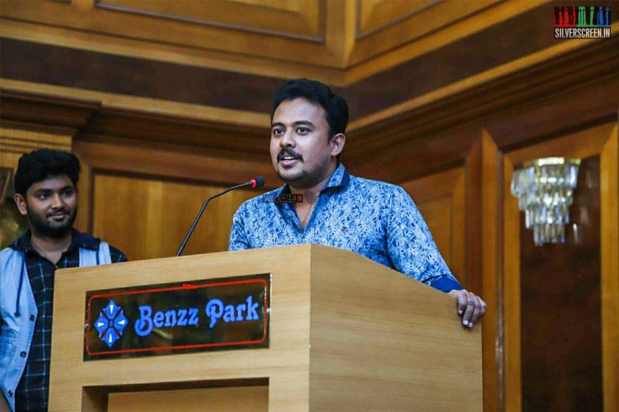 'Oru Adaar Love' Press Meet Photos