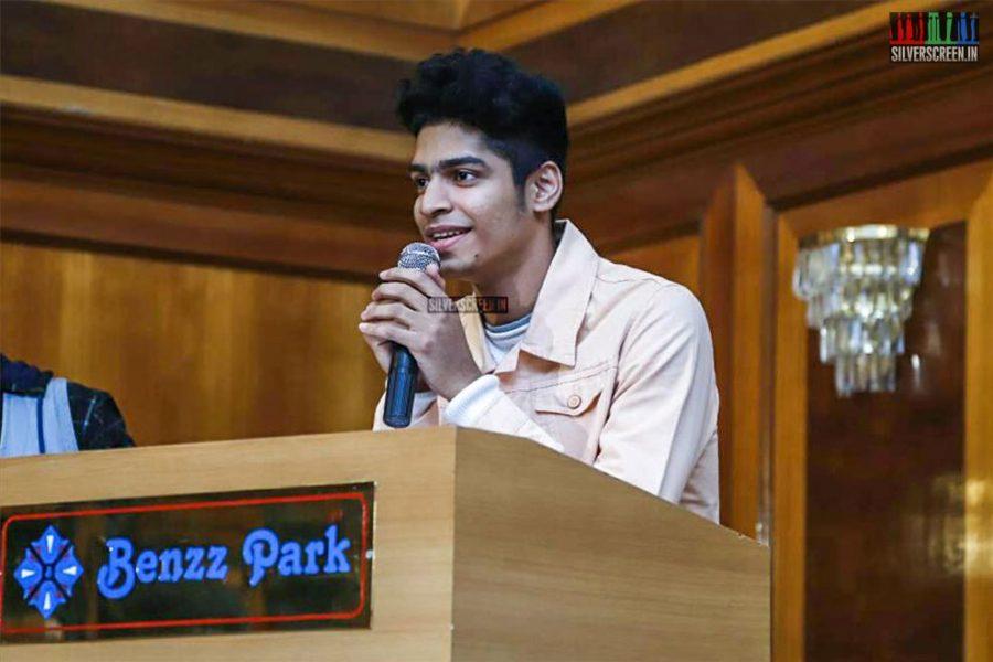 Roshan At The 'Oru Adaar Love' Press Meet