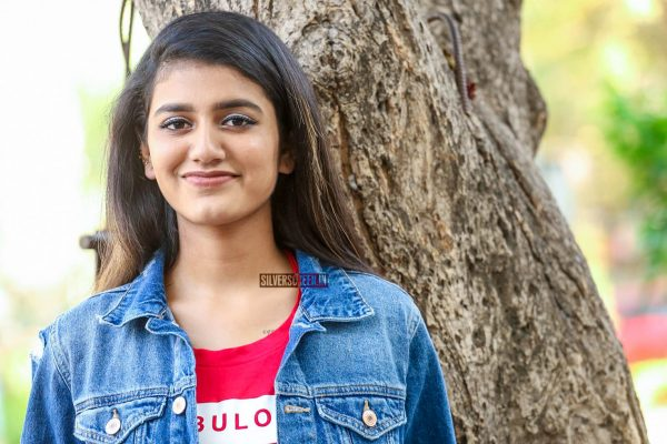 Priya Prakash Varrier Promotes 'Lovers Day'