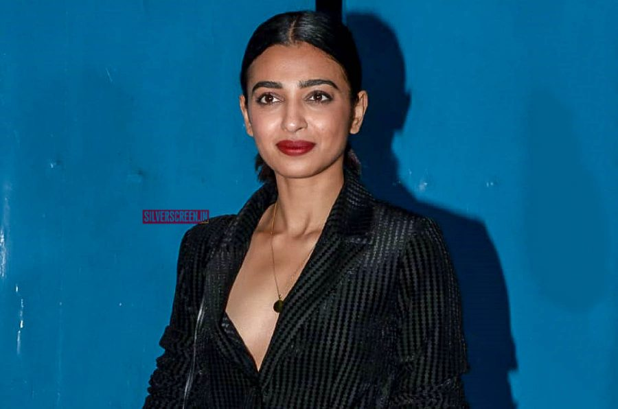 Radhika Apte At The 'Uri' Success Meet