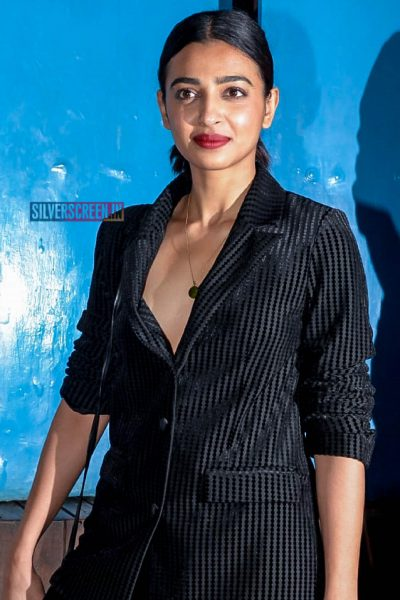 Radhika Apte At The 'Uri' Success Meet