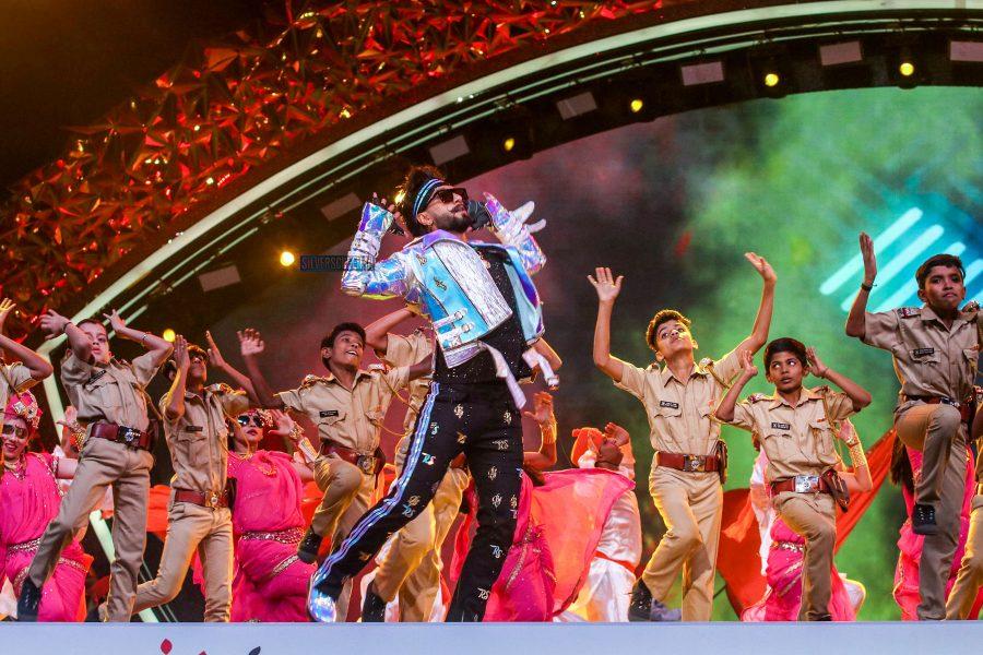 Ranveer Singh At Umang 2019 Festival
