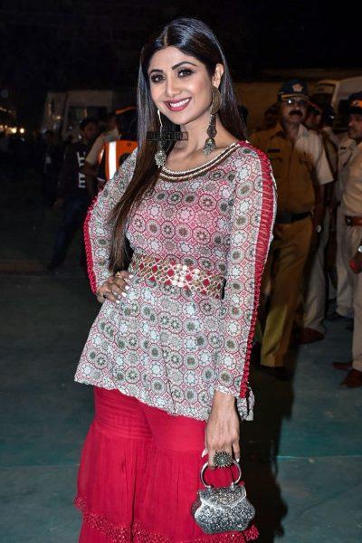 Shilpa Shetty At Umang 2019 Festival