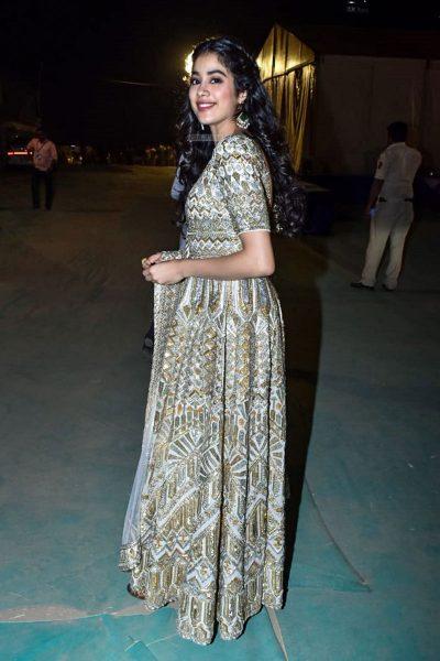 Jhanvi Kapoor At Umang 2019 Festival