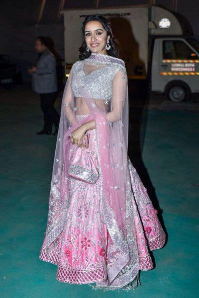 Shraddha Kapoor At Umang 2019 Festival