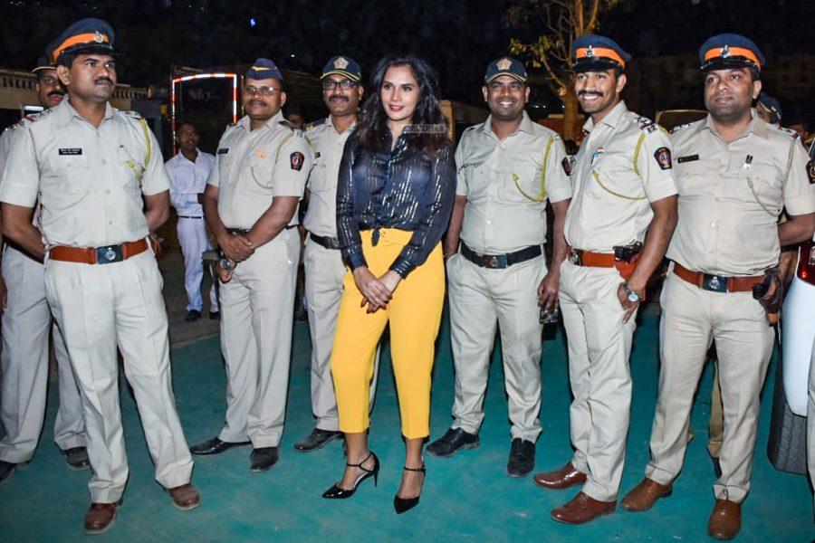 Richa Chadda At Umang 2019 Festival
