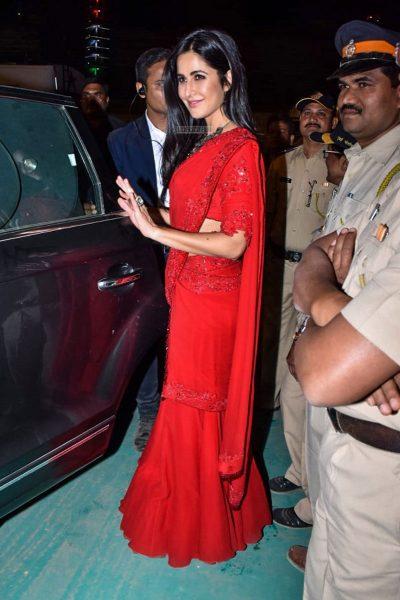 Katrina Kaif At Umang 2019 Festival