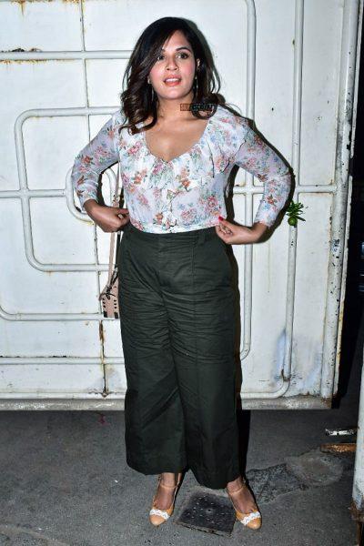 Richa Chadda At The 'Uri' Premiere