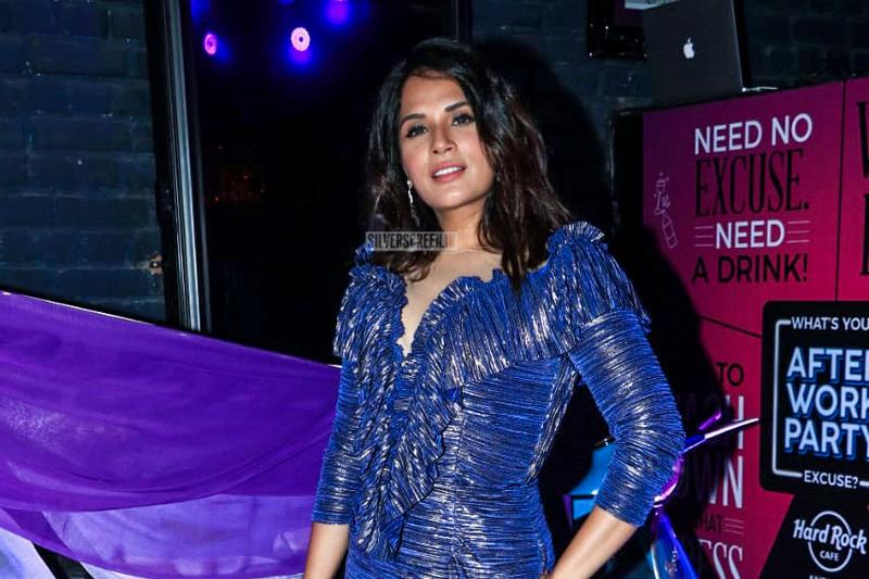 Richa Chadda At The Launch Of 'Shakeela 2019 Calendar'