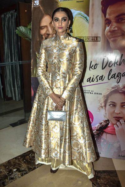 Sonam Kapoor At The 'Ek Ladki Ko Dekha Toh Aisa Laga' Press Meet