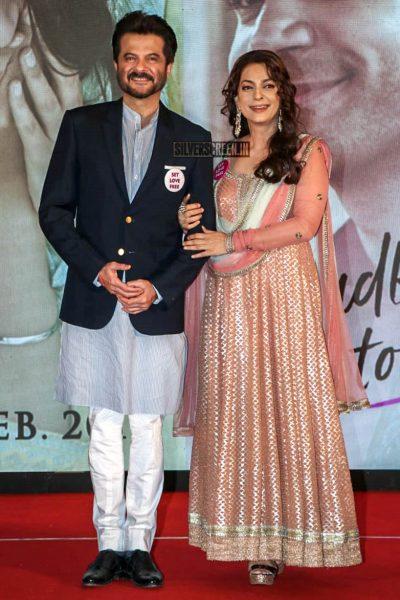 Anil Kapoor, Juhi Chawla At The 'Ek Ladki Ko Dekha Toh Aisa Laga' Press Meet