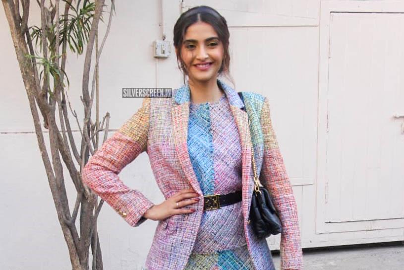 Sonam Kapoor Promotes 'Ek Ladki Ko Dekha Toh Aisa Laga'