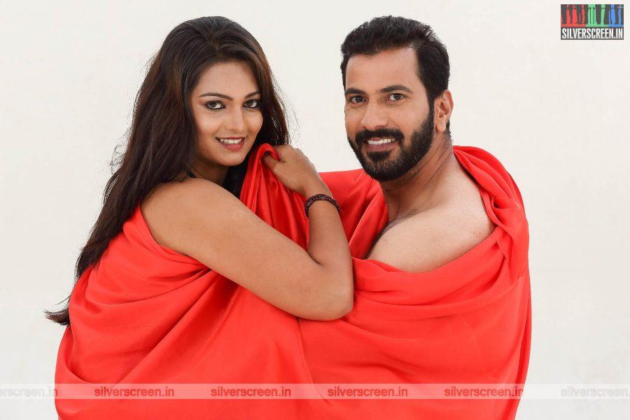 Ungala Podanum Sir Movie Stills Starring Jithan Ramesh, Sanuja Somnath