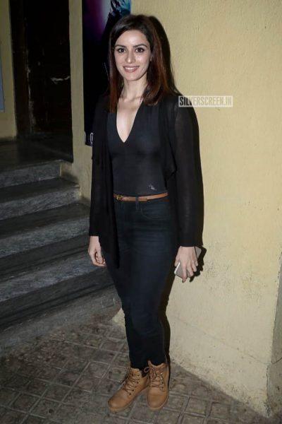 Celebrities At The 'Uri' Movie Premiere