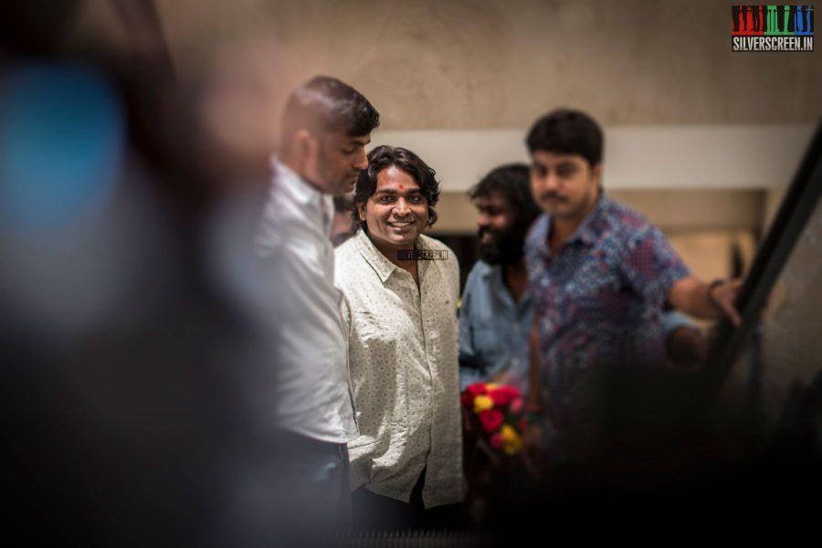 Vijay Sethupathi  At The 100th Day Celebration of Vikram Vedha