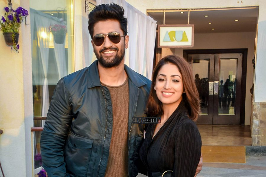 Yami Gautam, Vicky Kausham Promote 'Uri'