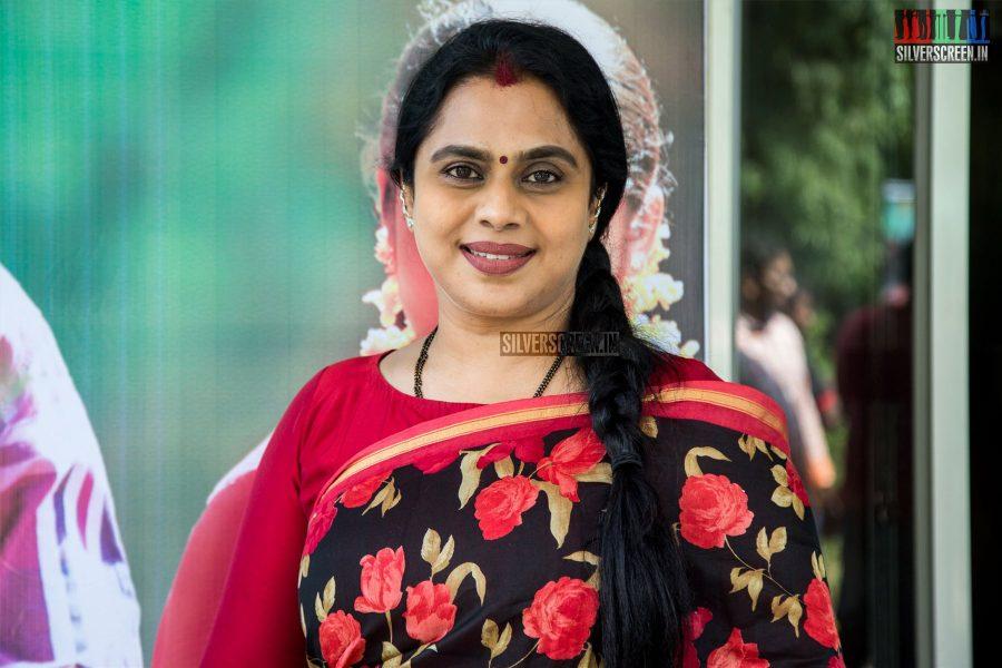 Viji Chandrasekhar at Seemathurai Audio Launch