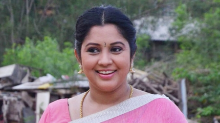 Friends' Actress Vijayalakshmi Hospitalized