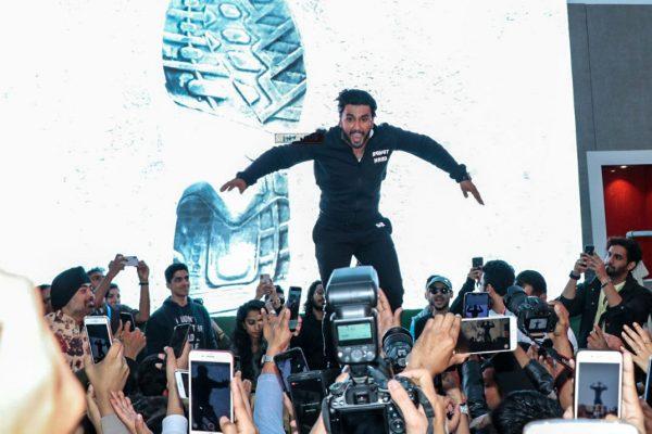 Ranveer Singh At Lakme Fashion Week Summer/Resort 2019 – Day 5