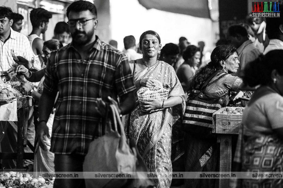 Airaa Movie Stills Starring Kalaiarasan, Nayanthara