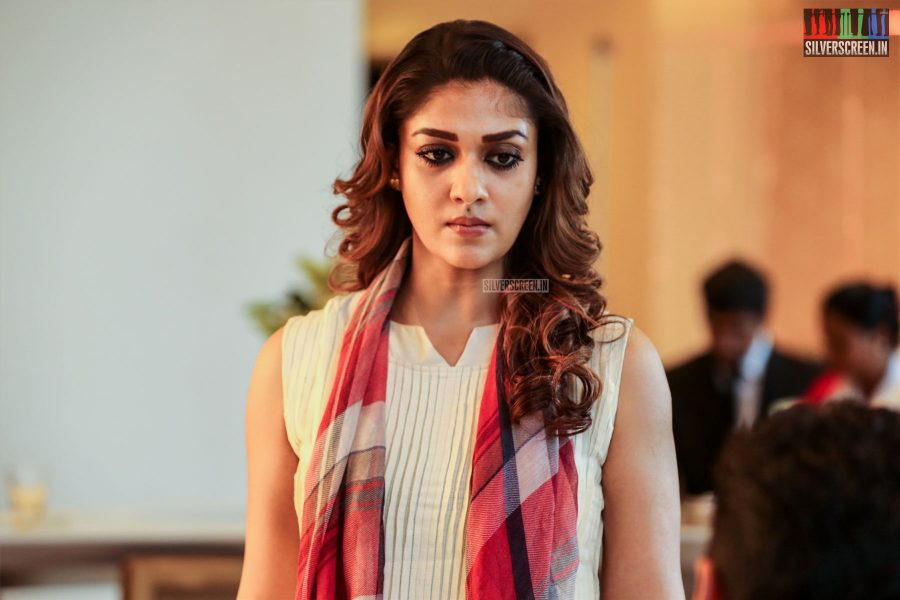 Airaa Movie Stills Starring Kalaiarasan, Nayanthara