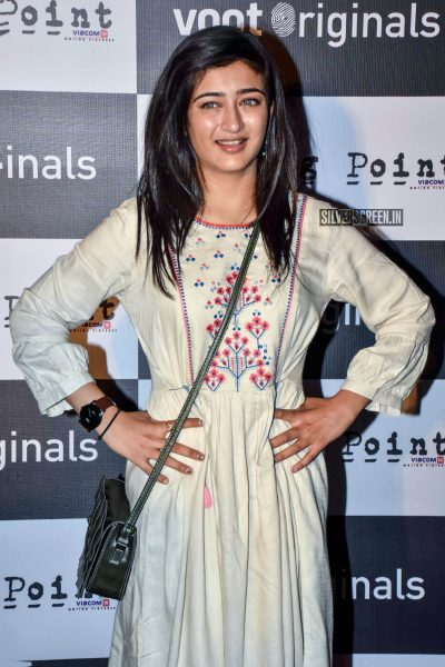 Akshara Haasan At The Launch Of 'Twist Mein Story'