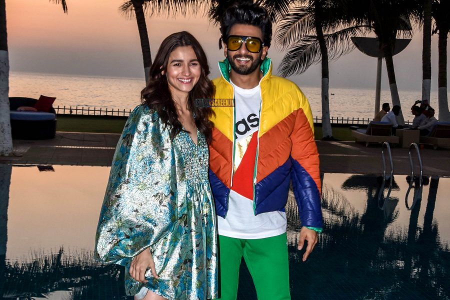 Alia Bhatt And Ranveer Singh Promote 'Gully Boy
