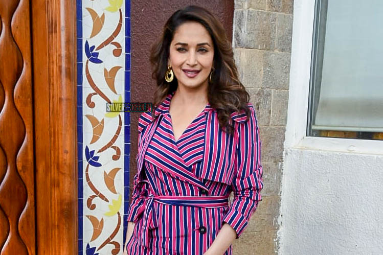 Madhuri Dixit Promotes 'Total Dhamaal'