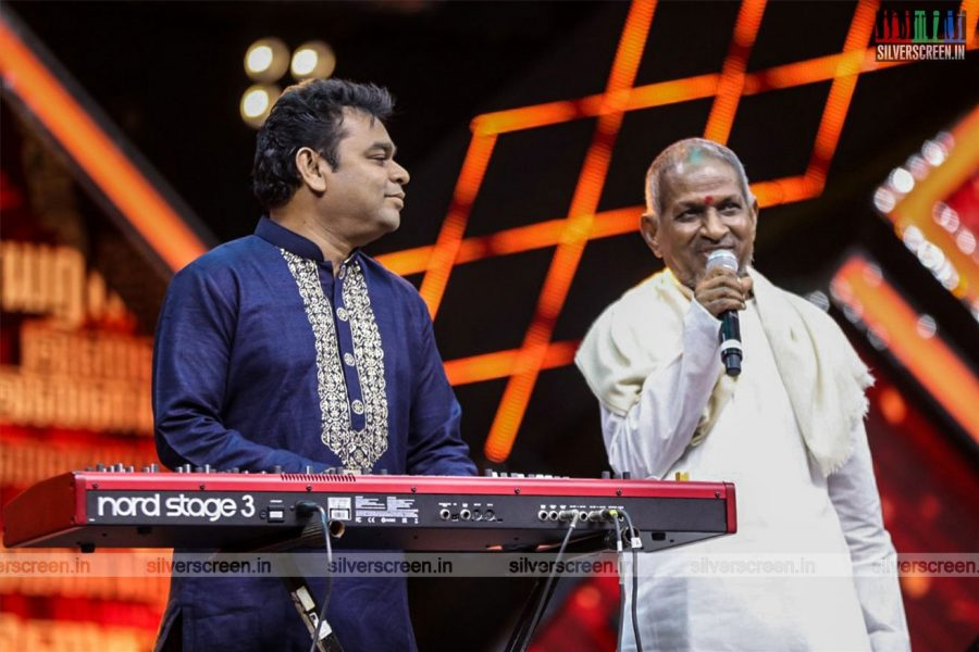 AR Rahman At The 'Ilaiyaraaja 75' Event In Chennai