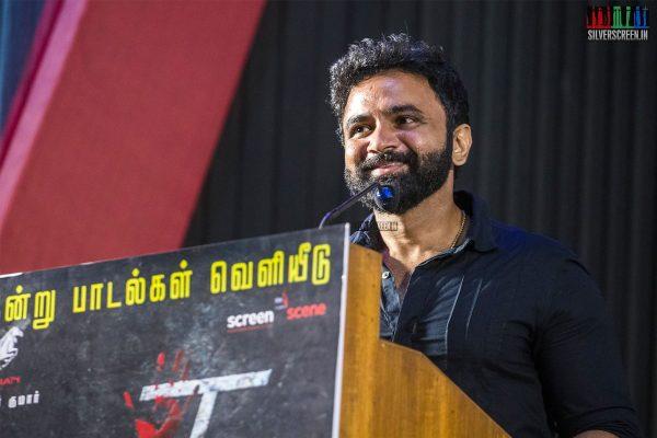 Celebrities At The 'Thadam' Press Meet