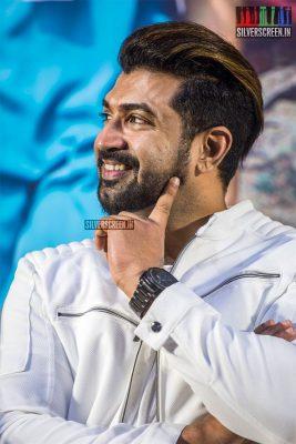 Arun Vijay At The 'Thadam' Press Meet