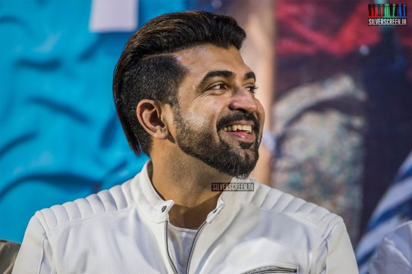 Arun Vijay At The 'Thadam' Press Meet