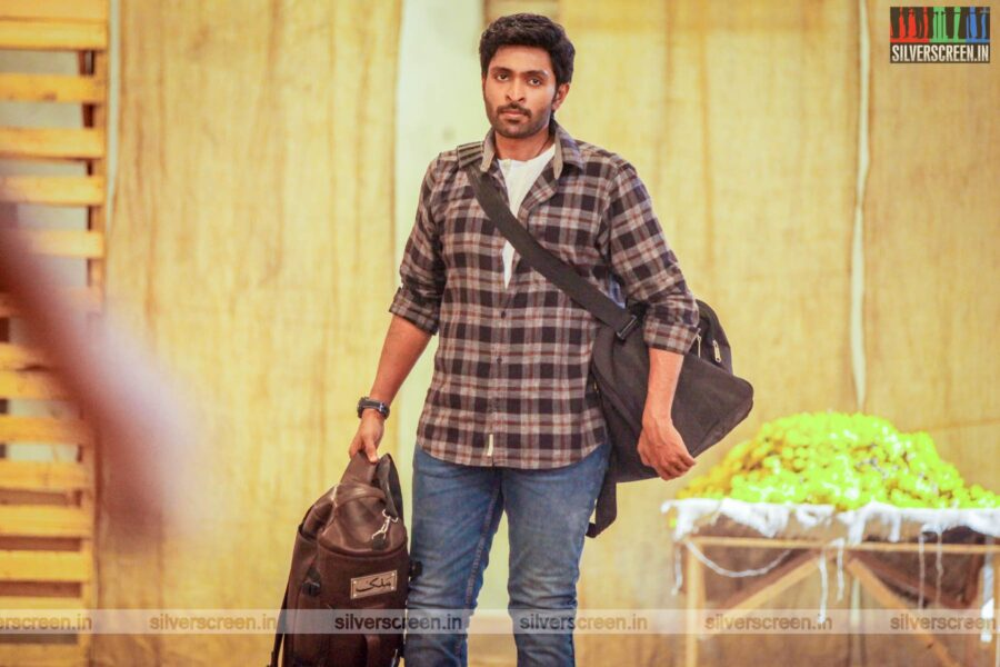 Asuraguru Movie Stills Starring  Vikram Prabhu